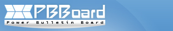 English Language for PBBoard version 3.0.1